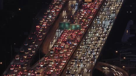 Timelapse-of-Congested-Freeway-in-Bangkok