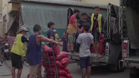 Men-Unloading-Vegetables-from-Truck