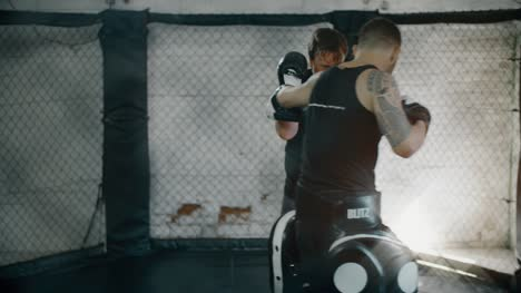 Tracking-Past-Training-in-MMA-Cage