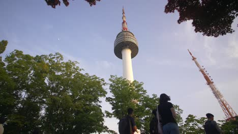 Seoul-Tower-South-Korea