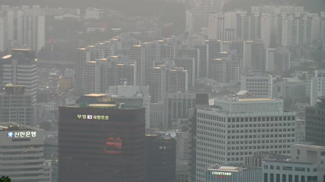 Seoul-Skyline-at-Sunset-16