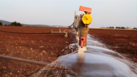 Irrigation-Sprinkler-Water-Jets