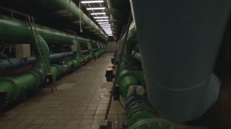 Water-Processing-Plant-Corridor