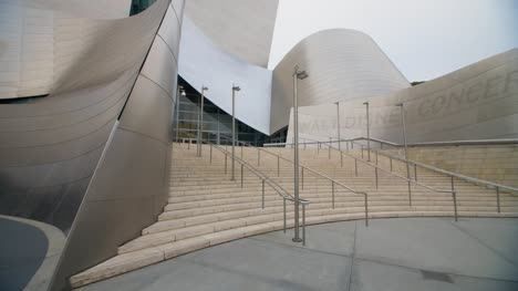 Walt-Disney-Concert-Hall-Entrance-LA