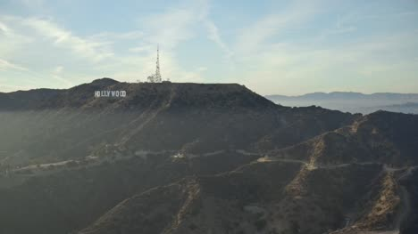 Hollywood-Sign-and-Communication-Tower