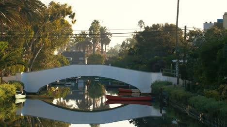 Small-Boat-and-Bridge-in-LA