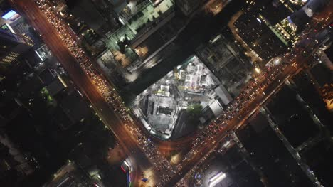 Flying-Over-Roads-and-Buildings-Bangkok