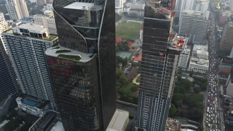 Flying-Around-Skyscraper-in-Bangkok