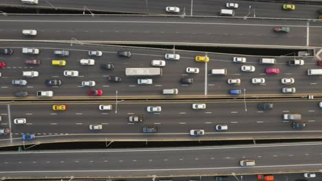 Flying-Over-Bangkok-Motorway