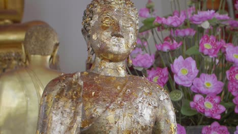 Buddha-Decorated-With-Gold-Leaf