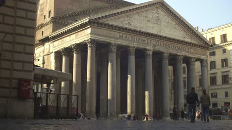 Pantheon-Temple