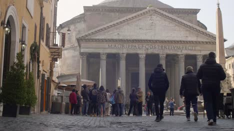 The-Pantheon-Temple-Rome