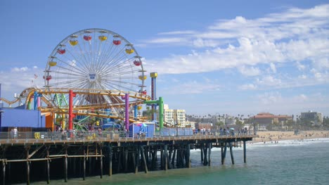 Fun-Fair-at-Santa-Monica-Pier