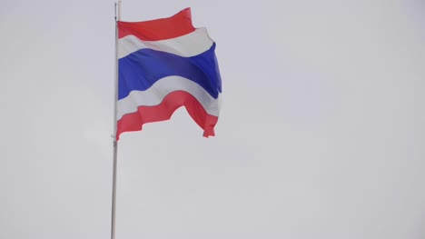 Slow-Motion-Thai-Flag-Flying