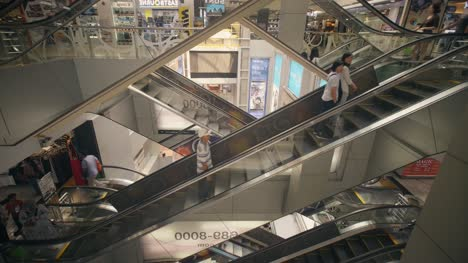 Escalators-in-Shopping-Mall