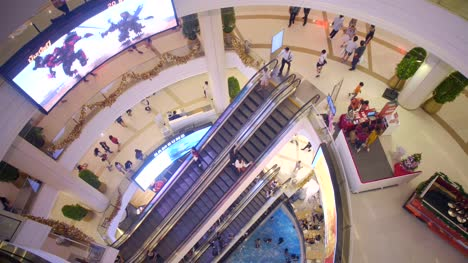 Escalators-in-Shopping-Centre