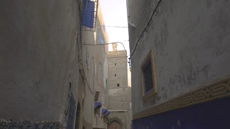 Walking-Through-Moroccan-Alleyway