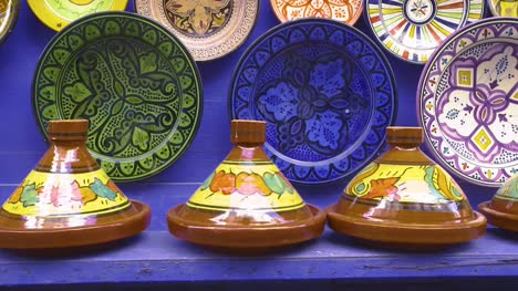 Ceramic-Tagines-and-Plates