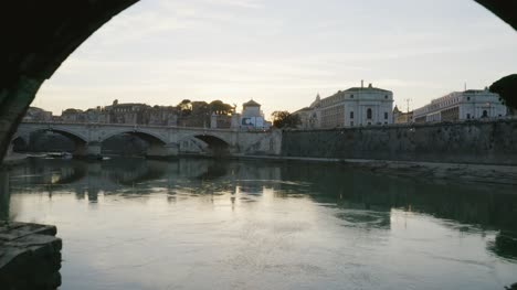 Flying-Above-River-Tiber