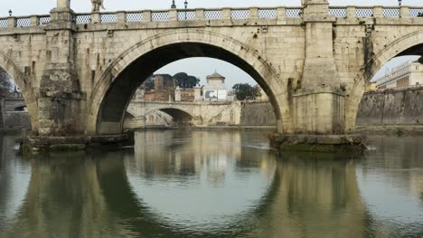 Close-Up-Of-St-Angelo-Bridge