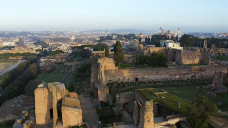 Aerial-Viewt-Of-Palatine-Hill