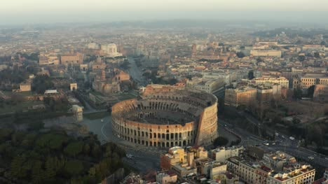 Orbit-Shot-Of-Colosseum