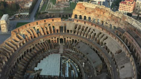 Looking-Down-Into-Colosseum