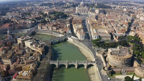 Flying-Away-From-Vatican-City