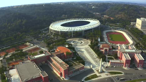 Flying-Around-Stadio-Olimpico
