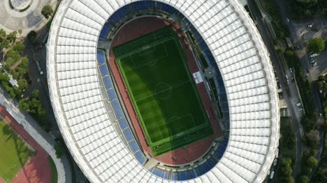 Aerial-Shot-Of-Stadio-Olimpico