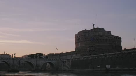 Dusk-Over-St-Angelo-Castle