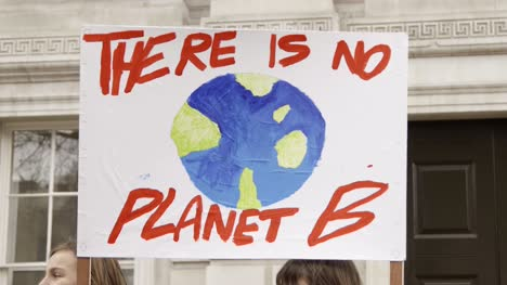There-is-No-Planet-B-Protest-Sign