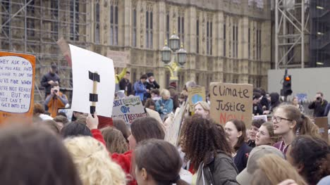 Young-People-at-Climate-Change-Protest
