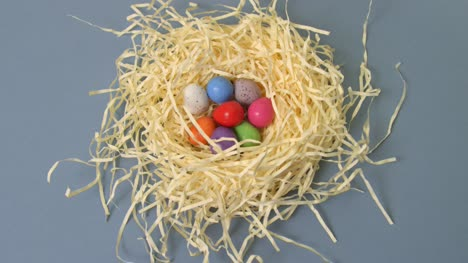 Easter-Eggs-Appear-in-Nest-Loop