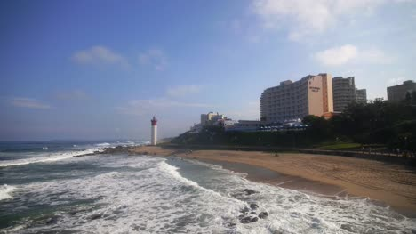 Umhlanga-Rocks-Beach-And-Lighthouse