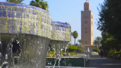 Fountain-at-Koutoubia-Mosque-CU