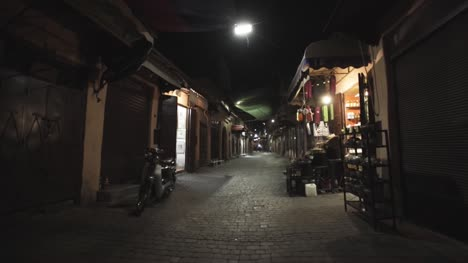 Marrakesh-Street-at-Night
