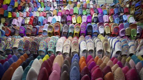 Colourful-Moroccan-Leather-Slippers