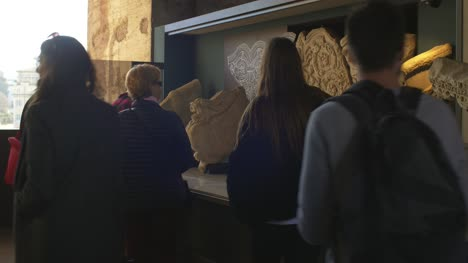 People-Looking-At-Artefacts