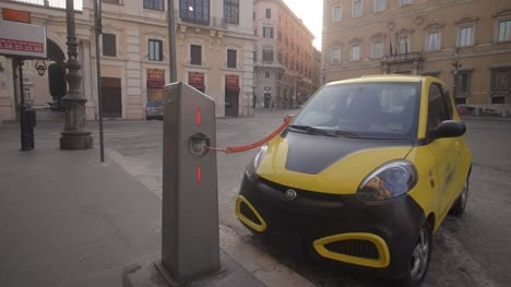Electric-Car-Charging