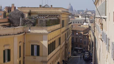 A-Little-Street-In-Rome