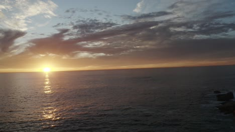 Sunset-Over-Atlantic-Ocean