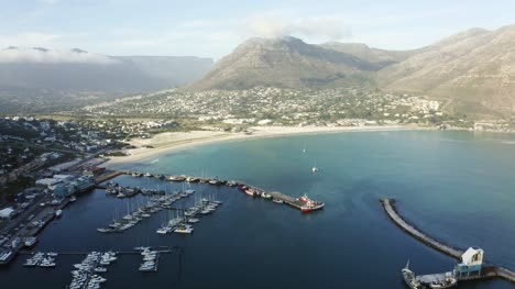 Flying-Around-Hout-Bay