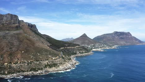 Cape-Town-Coastal-Road