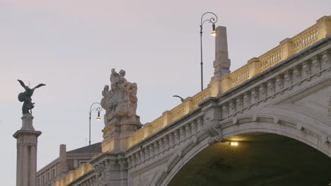Roman-Bridge-At-Twilight