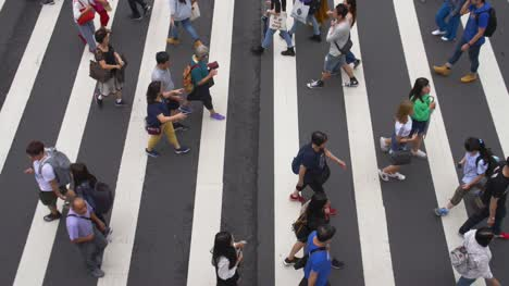 View-of-Pedestrian-Crossing-Taiwan