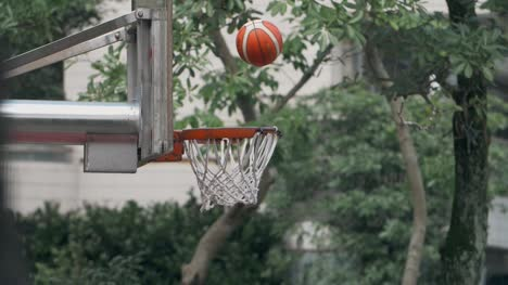 Missed-Basketball-Shot