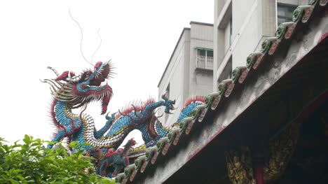 Chinese-Dragon-On-Temple-Taipei-01