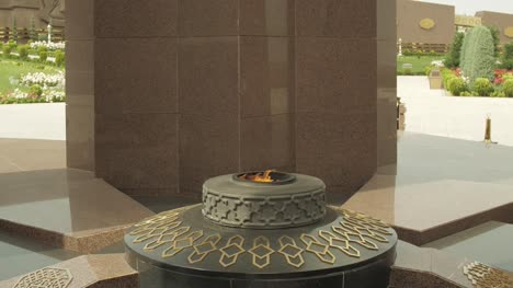Earthquake-Memorial-Monument-Ashgabat