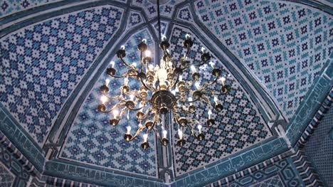 Blue-Tiled-Mosque-Interior